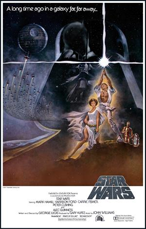 Star Wars: Episode IV - A New Hope artwork