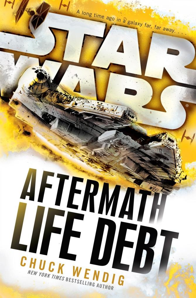 Aftermath: Life Debt artwork
