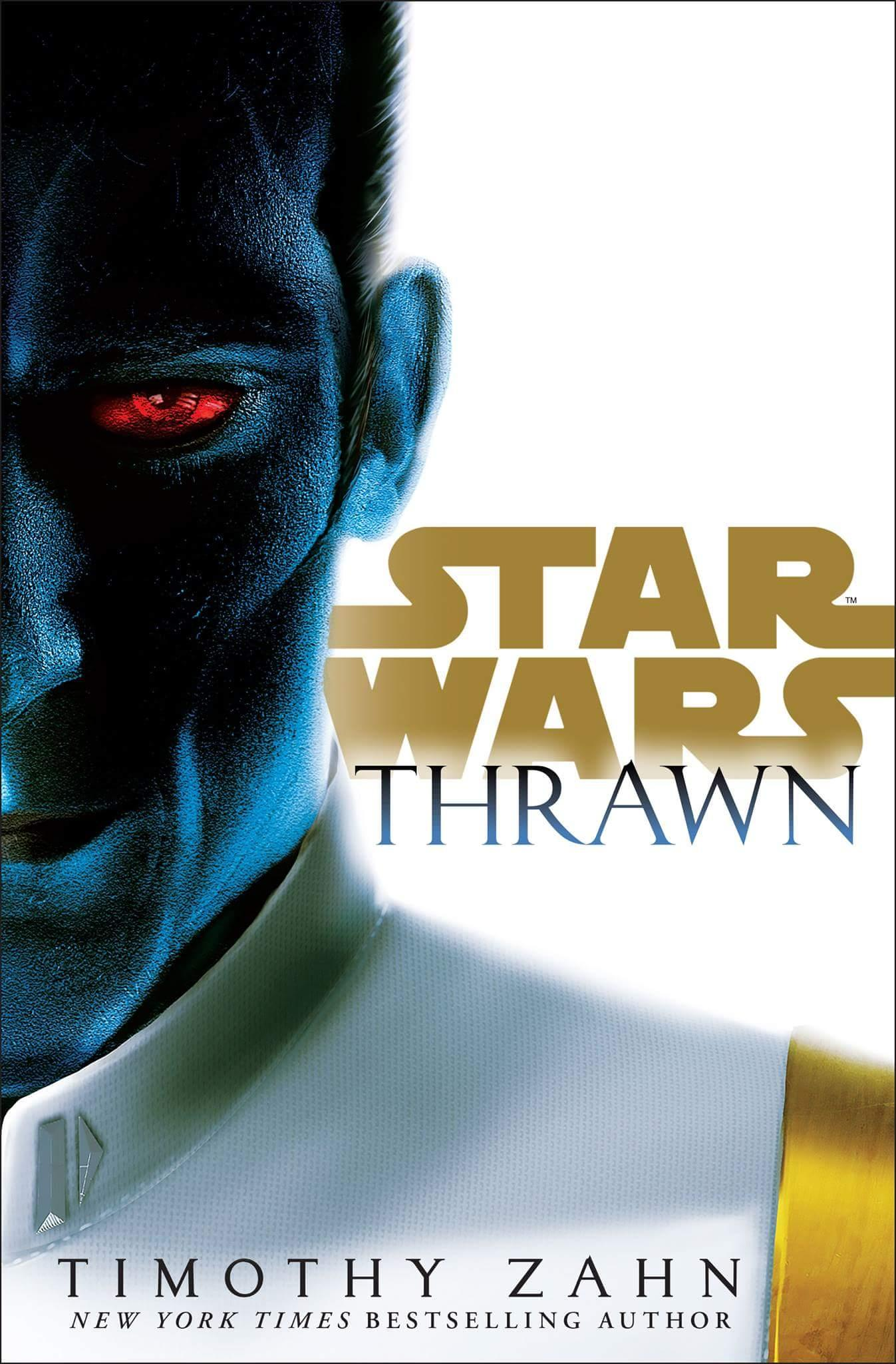 Star Wars: Thrawn artwork