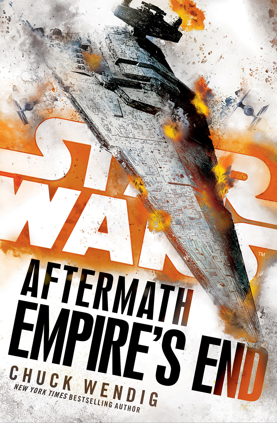 Aftermath: Empire's End artwork