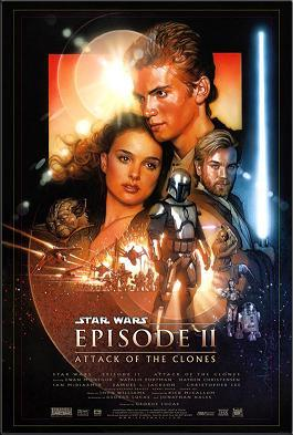 Star Wars: Episode II - Attack of the Clones artwork