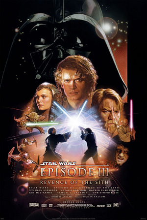 Star Wars: Episode III - Revenge of the Sith artwork