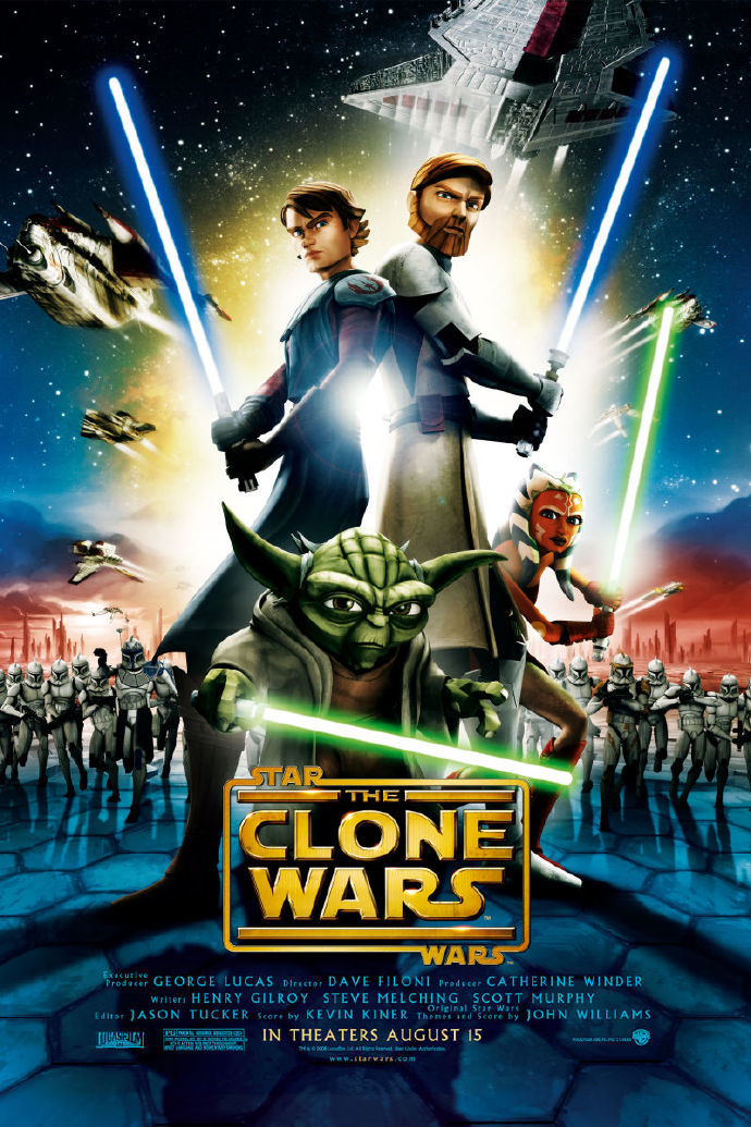 Star Wars: The Clone Wars artwork