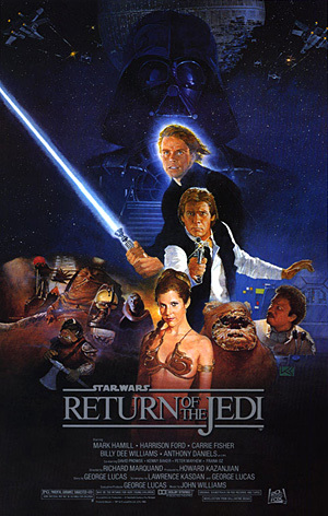 Star Wars: Episode VI - Return of the Jedi artwork