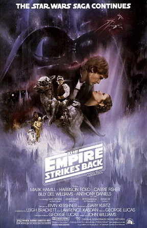 Star Wars: Episode V - The Empire Strikes Back artwork