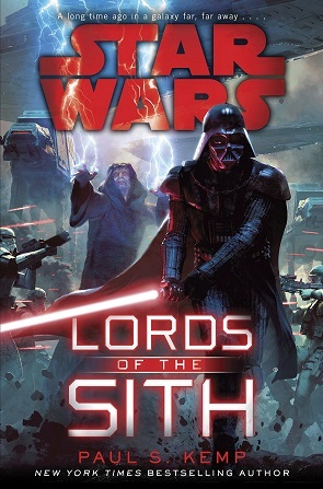 Lords of the Sith artwork