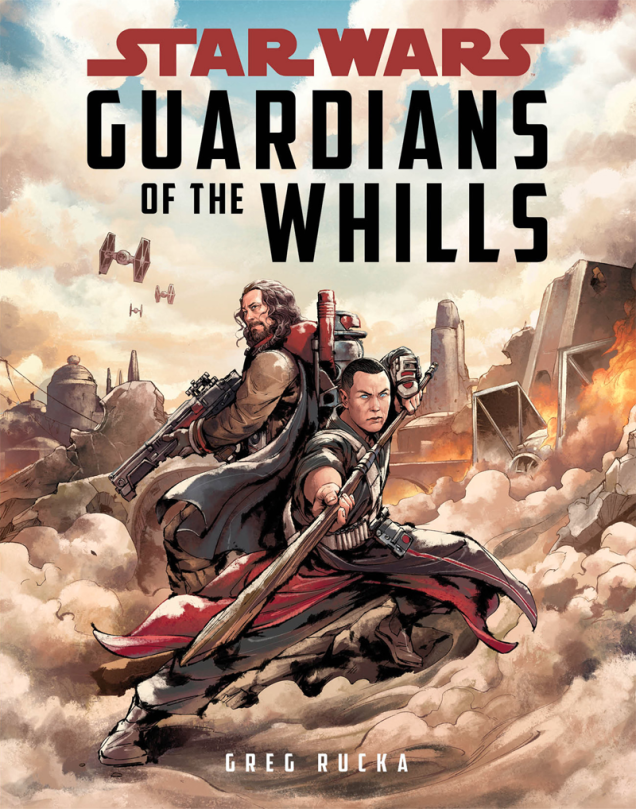 Guardians of the Whills artwork