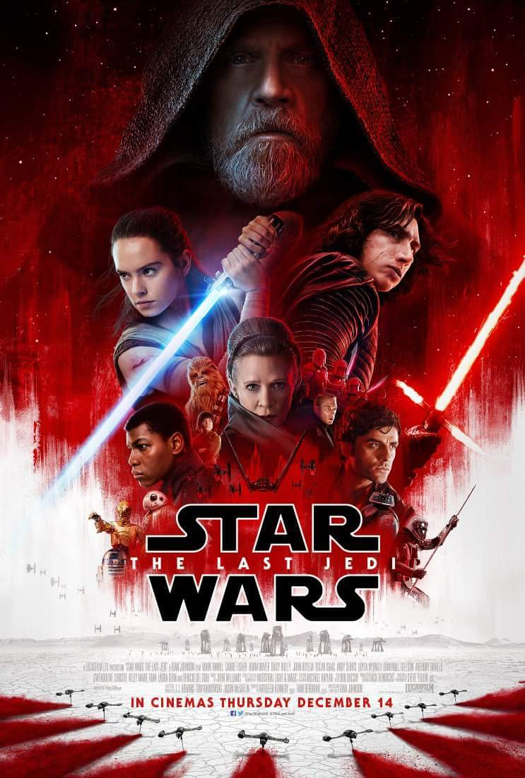 Star Wars: Episode VIII - The Last Jedi artwork