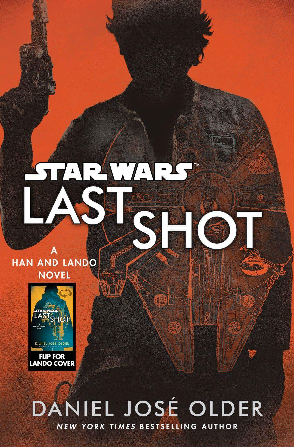 Last Shot artwork
