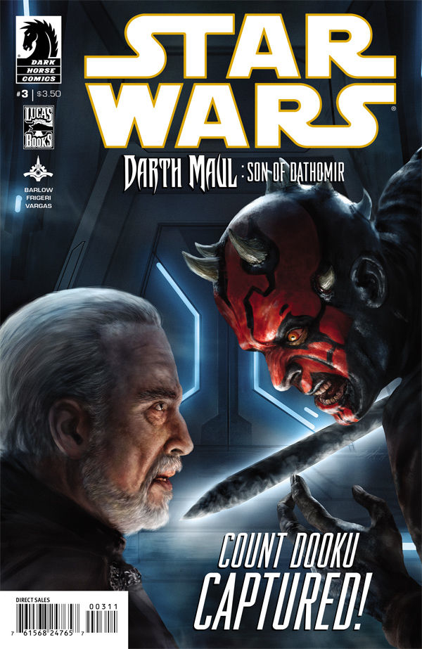 Star Wars: Darth Maul - Son of Dathomir, Part 3 artwork