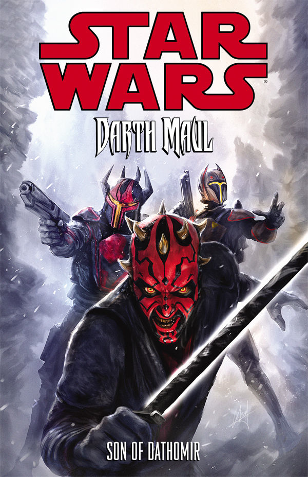 Star Wars: Darth Maul - Son of Dathomir artwork