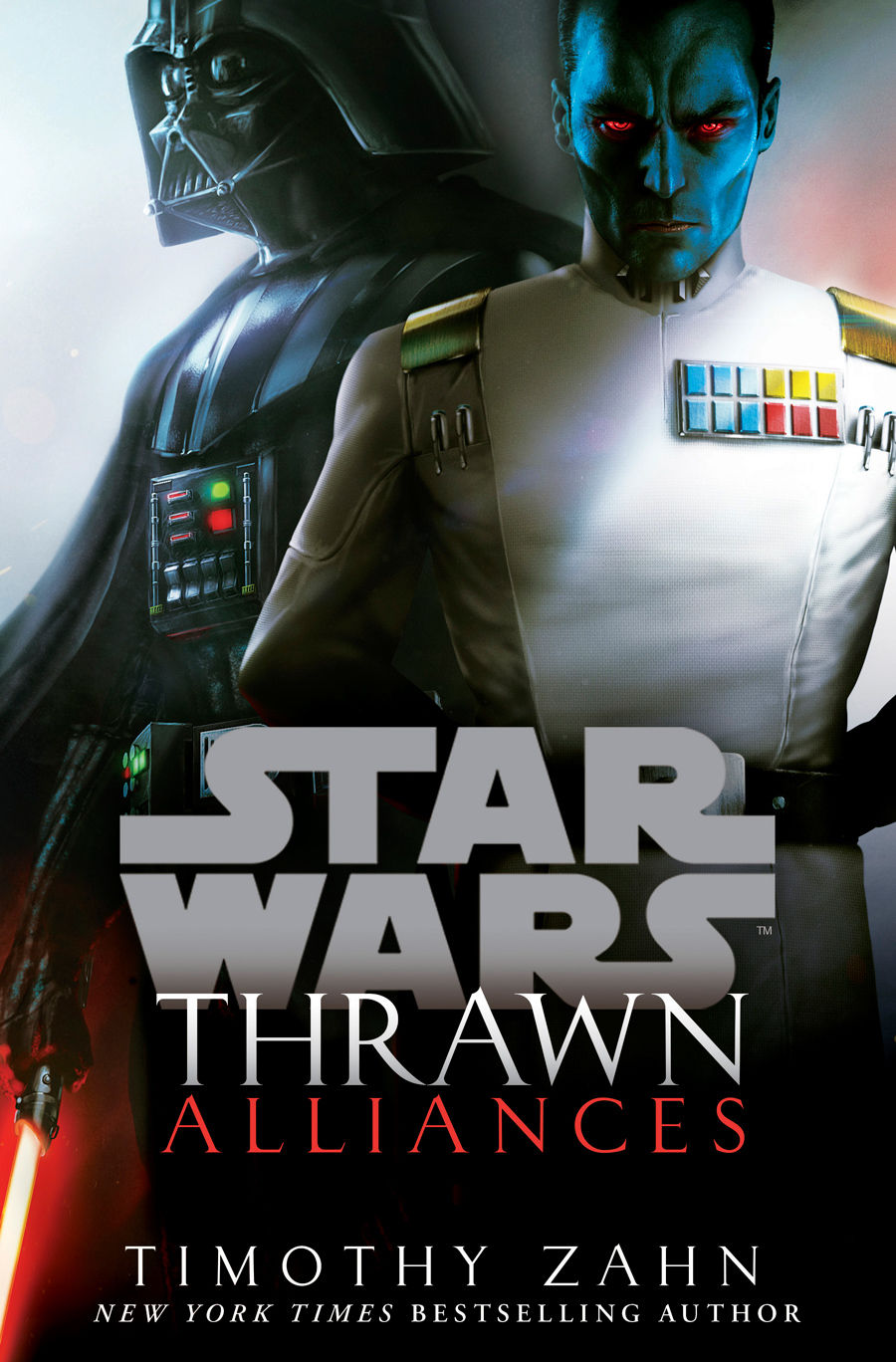 Thrawn: Alliances artwork