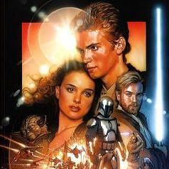 Attack of the Clones artwork