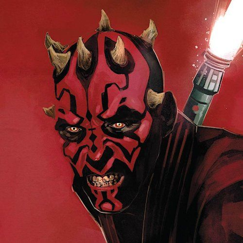 Darth Maul artwork