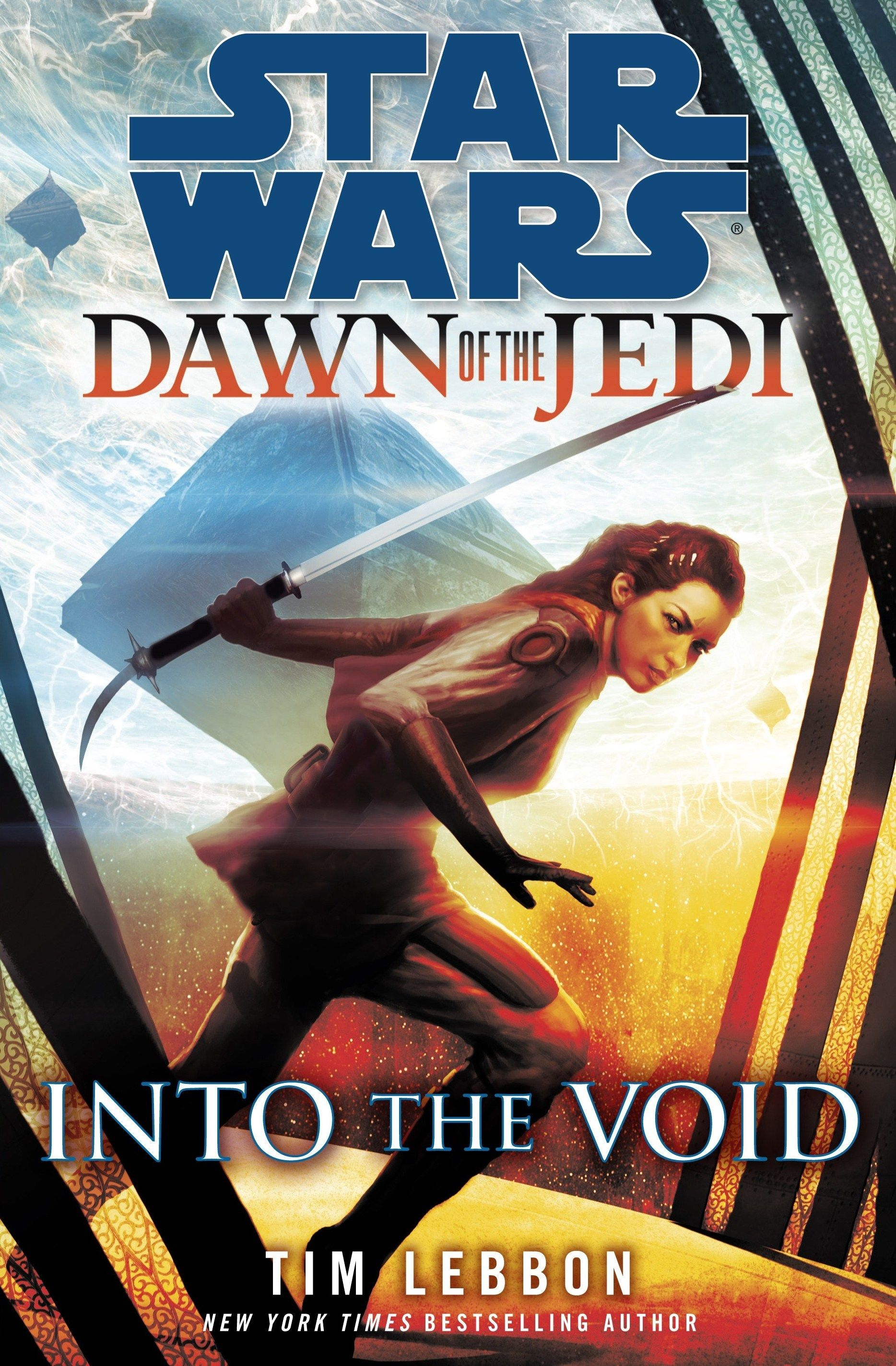 Dawn of the Jedi: Into the Void artwork