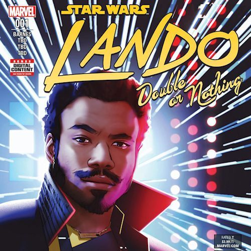 Lando: Double or Nothing artwork