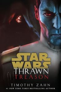 Thrawn: Treason artwork