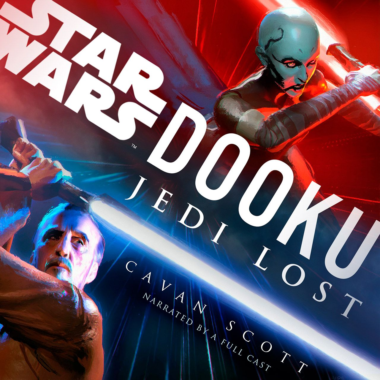 Dooku: Jedi Lost artwork