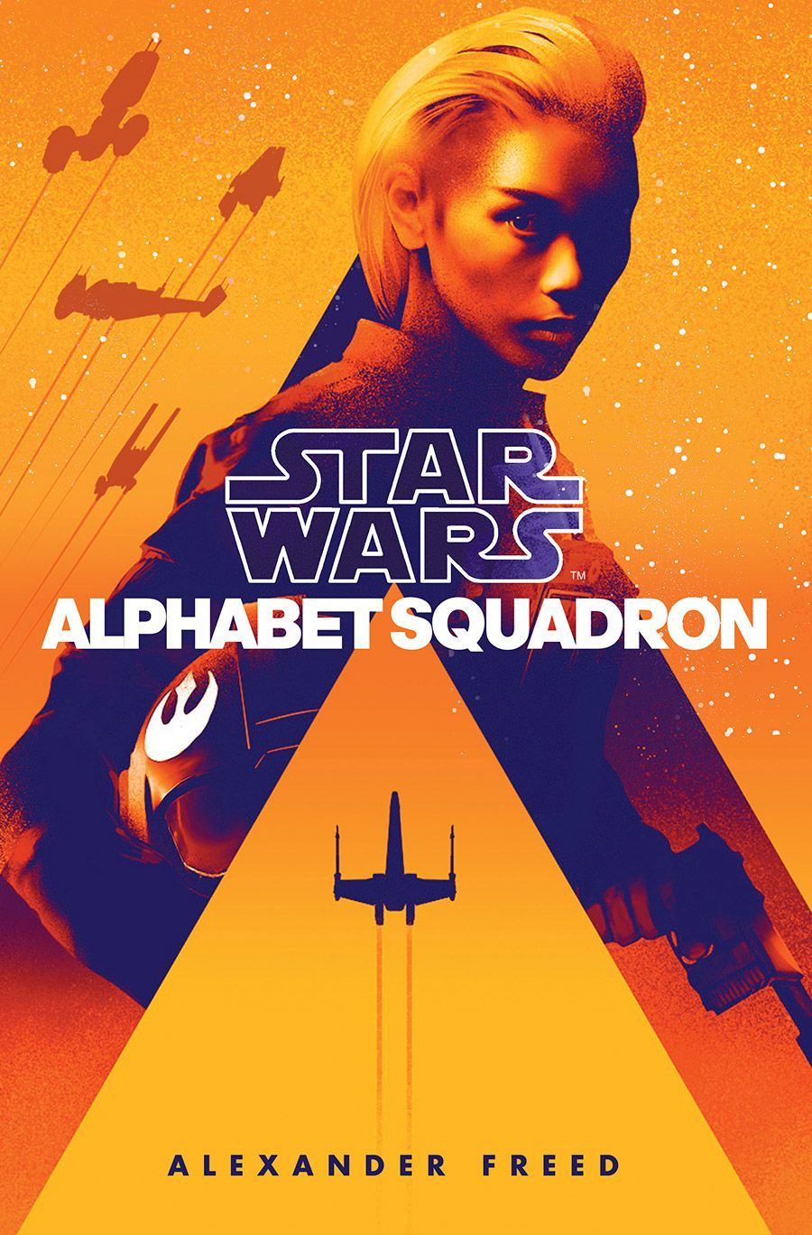 Alphabet Squadron artwork
