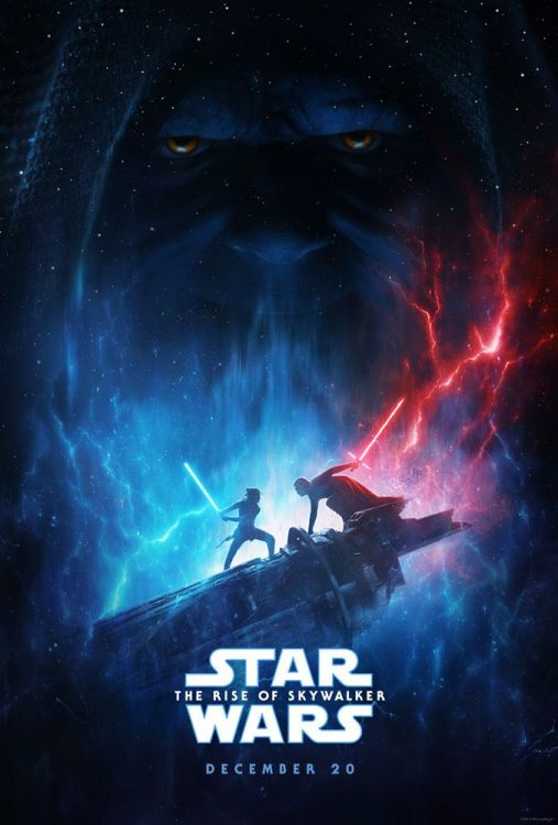 Star Wars: Rise of Skywalker poster