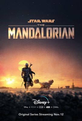 The Mandalorian artwork