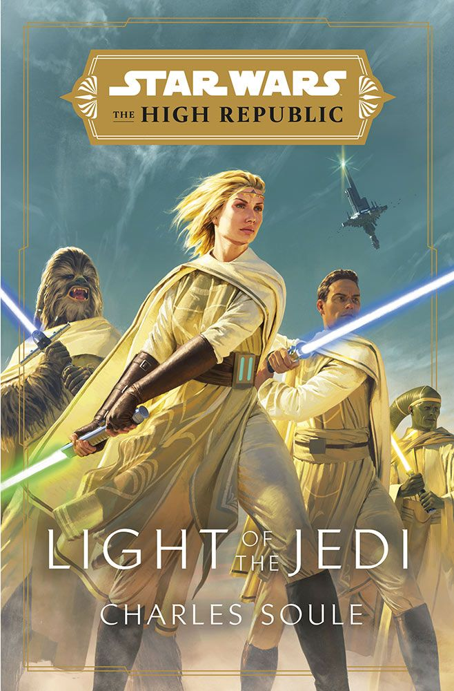 Light of the Jedi artwork